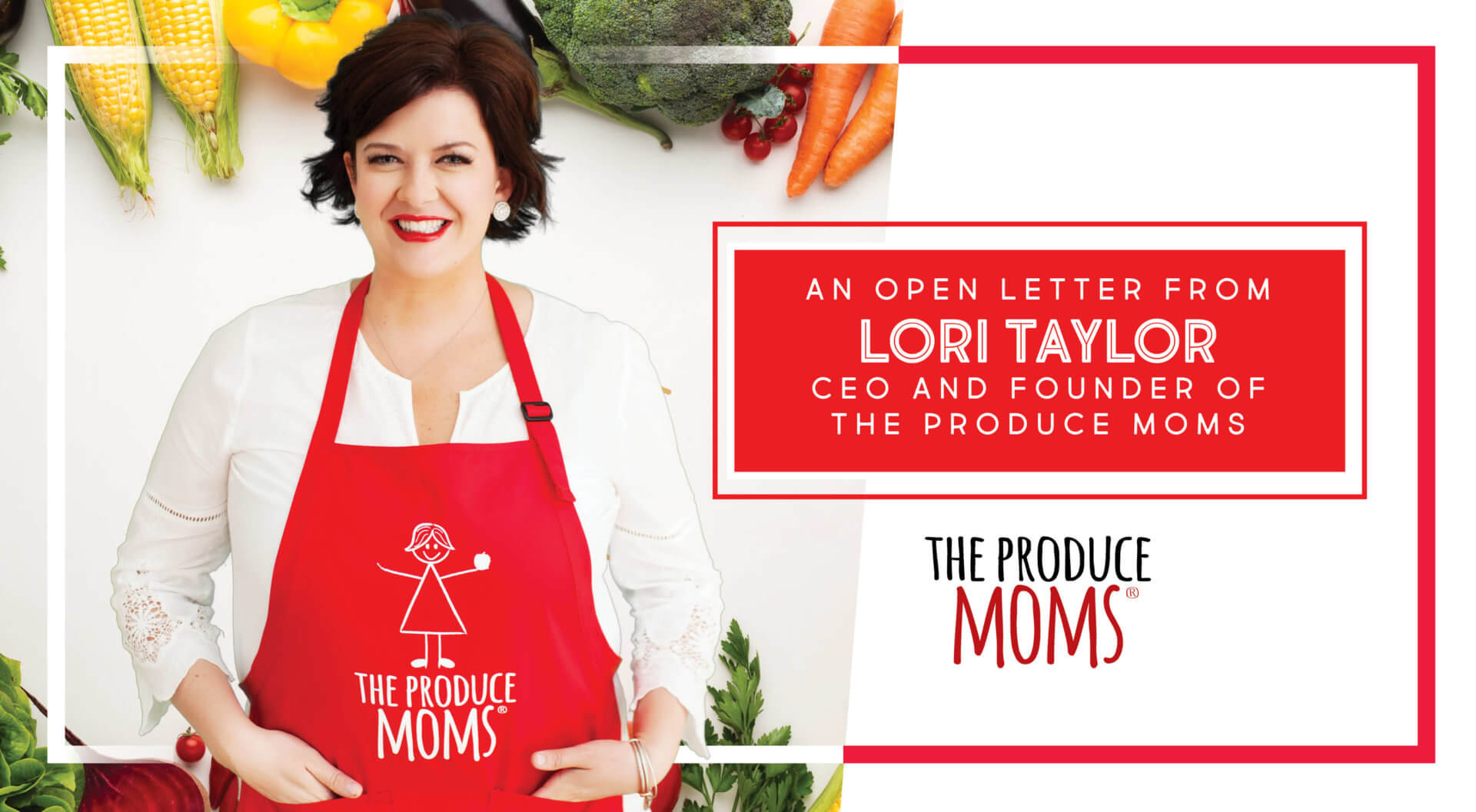 Mother's Day 2020: An Open Letter from Our Founder, Lori Taylor