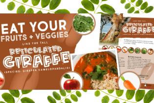 Eat Like a Giraffe: A Vegan African Stew