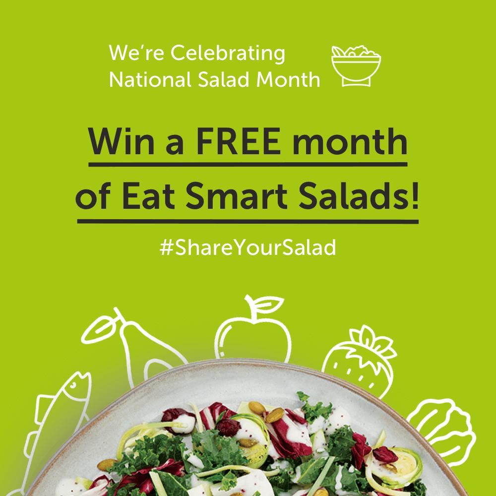 Eat Smart Salad Contest