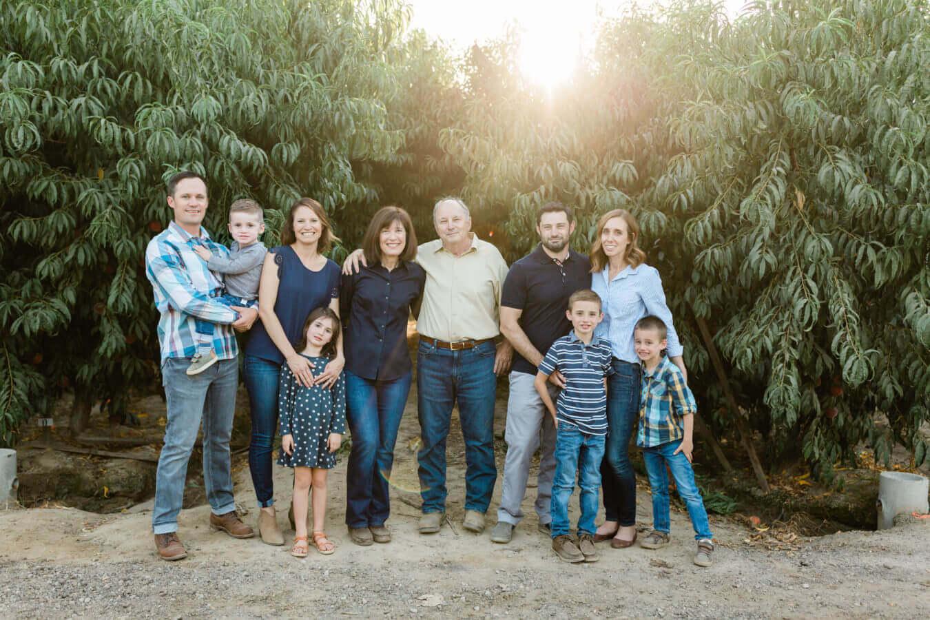 The family behind HMC Farms' Plums