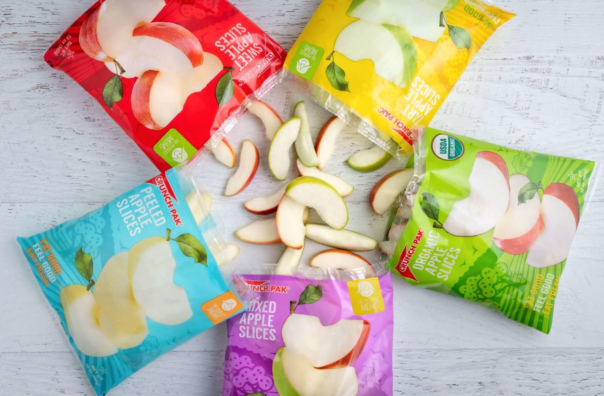 Celebrating The Produce Moms® Crunch Pak® Apple Slices