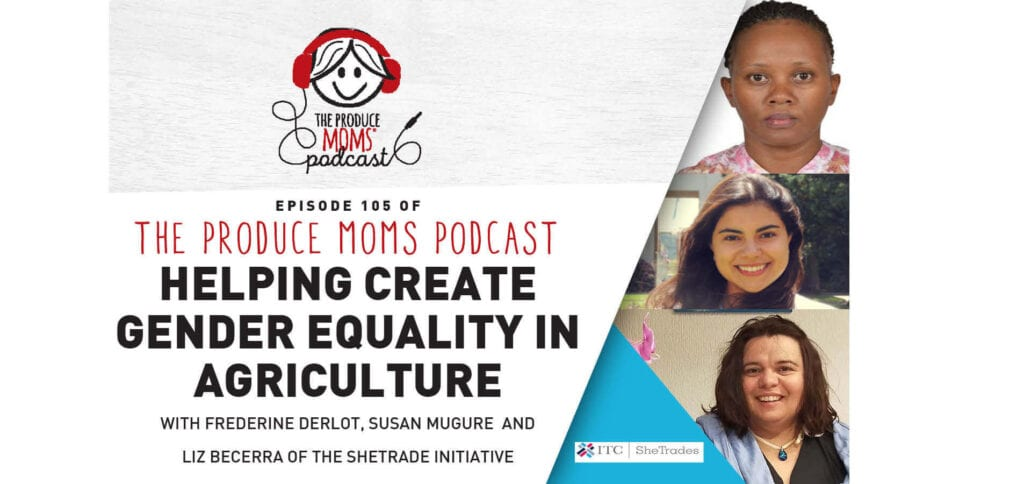 Episode 105 Gender Equality in Agriculture Banner Image