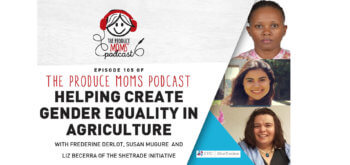 Episode 105 Gender Equality in Agriculture Banner Image