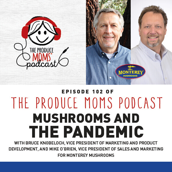 Episode 102 Monterey Mushrooms Instagram Card