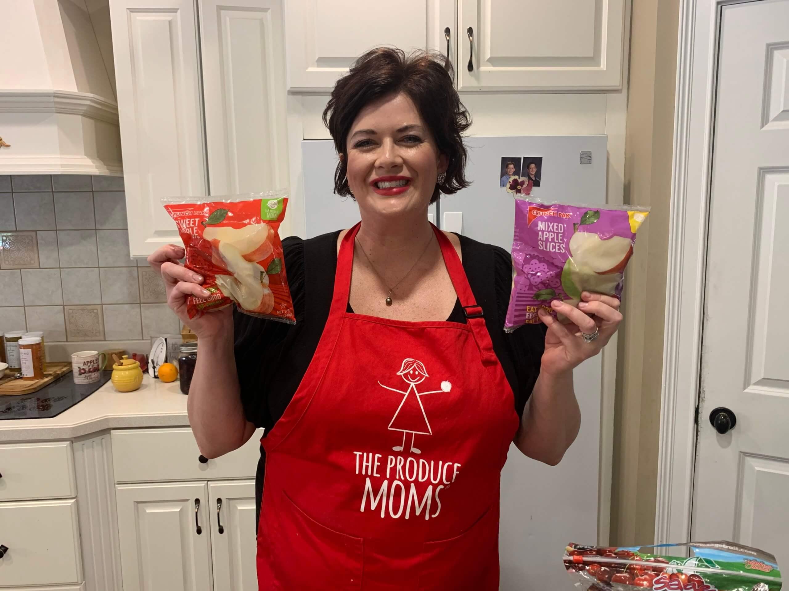 The Produce Moms Crunch Pak® Apple Slices