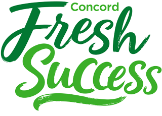 Concord Fresh Success Logo