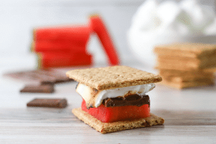 Watermelon S'mores
