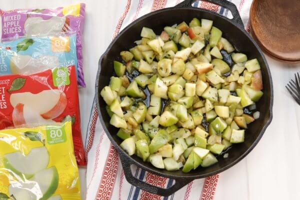 Grandma Gray's Apple Hash