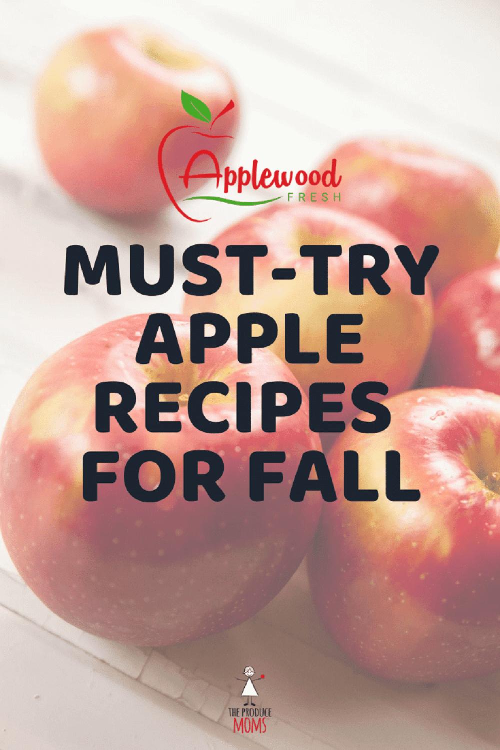Applewood Fresh Apples Pinterest Card