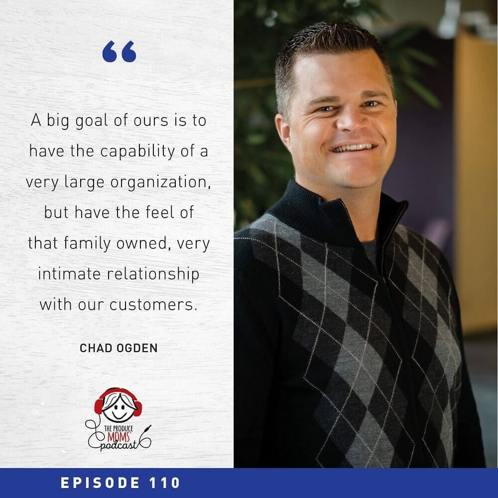 Episode 110 Produce Supply Chain Chad Ogden Quote