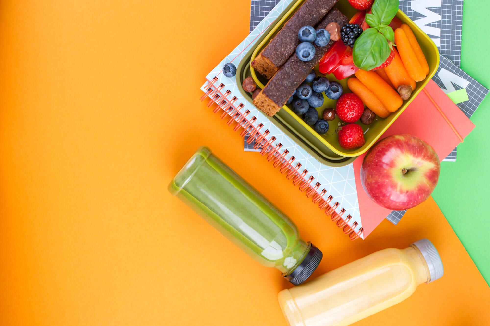 Must-have back to school snacks