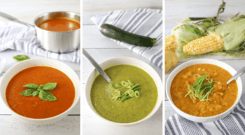 Freezer-Friendly Plant Based Soups