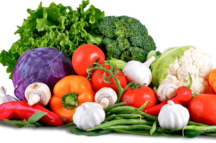 Plant-Based Diet: Vegetables