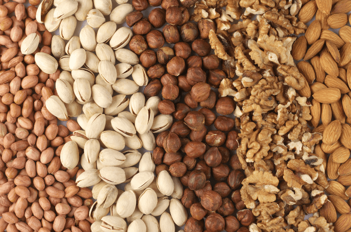 Plant-Based Diet: Nuts & Seeds