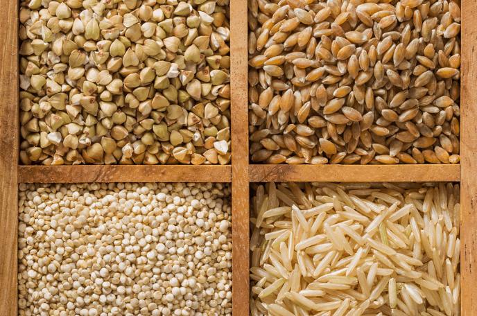 Plant-Based Diet: Whole Grains