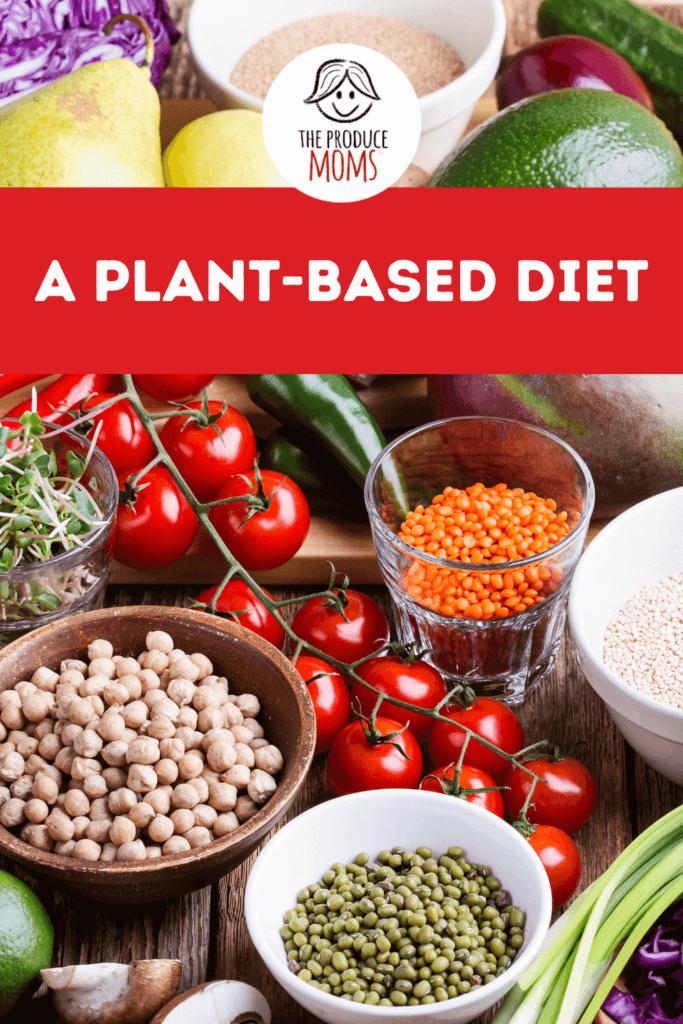 Plant-Based Diet Pinterest
