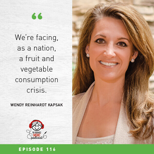 Episode 116 National Fruits and Veggie Month Quote
