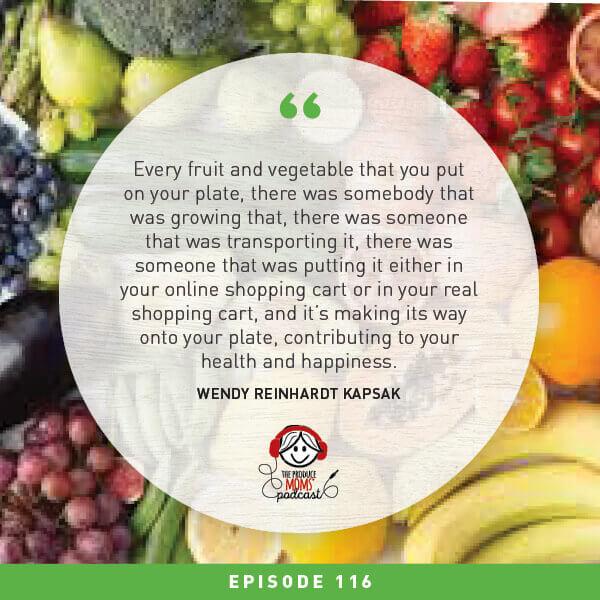 Episode 116 Wendy Reinhardt Kapsak Quote