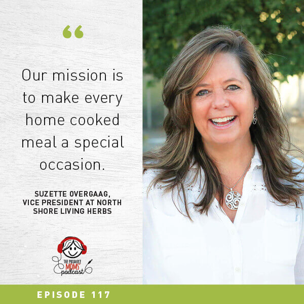 Episode 118 North Shore Living Herbs Suzette Overgaag Quote