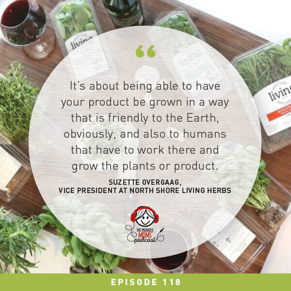 Episode 118 North Shore Living Herbs Quote