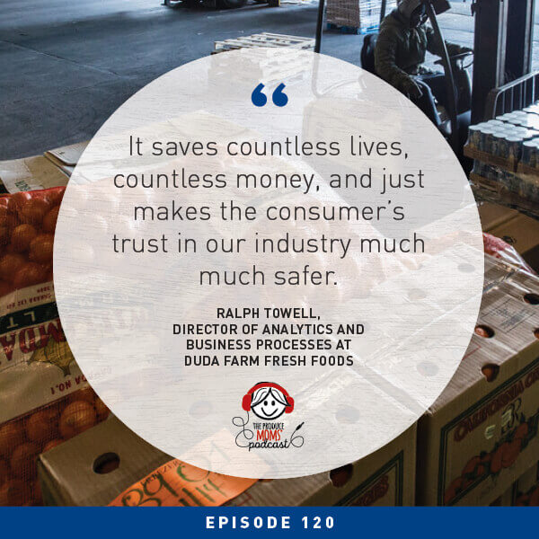 Episode 120 Produce Traceability Quote