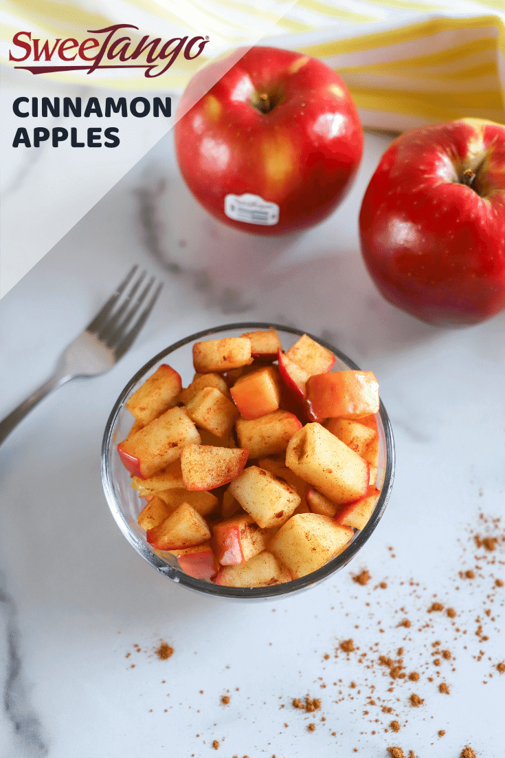 Cinnamon SweeTango Apples