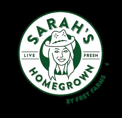 Sarah's Homegrown Logo