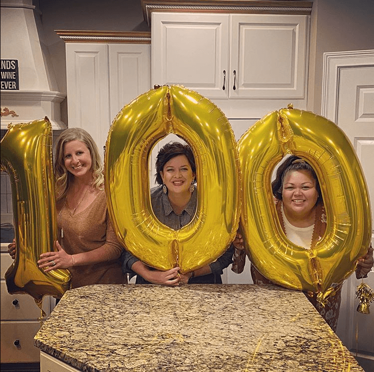 100th podcast episode