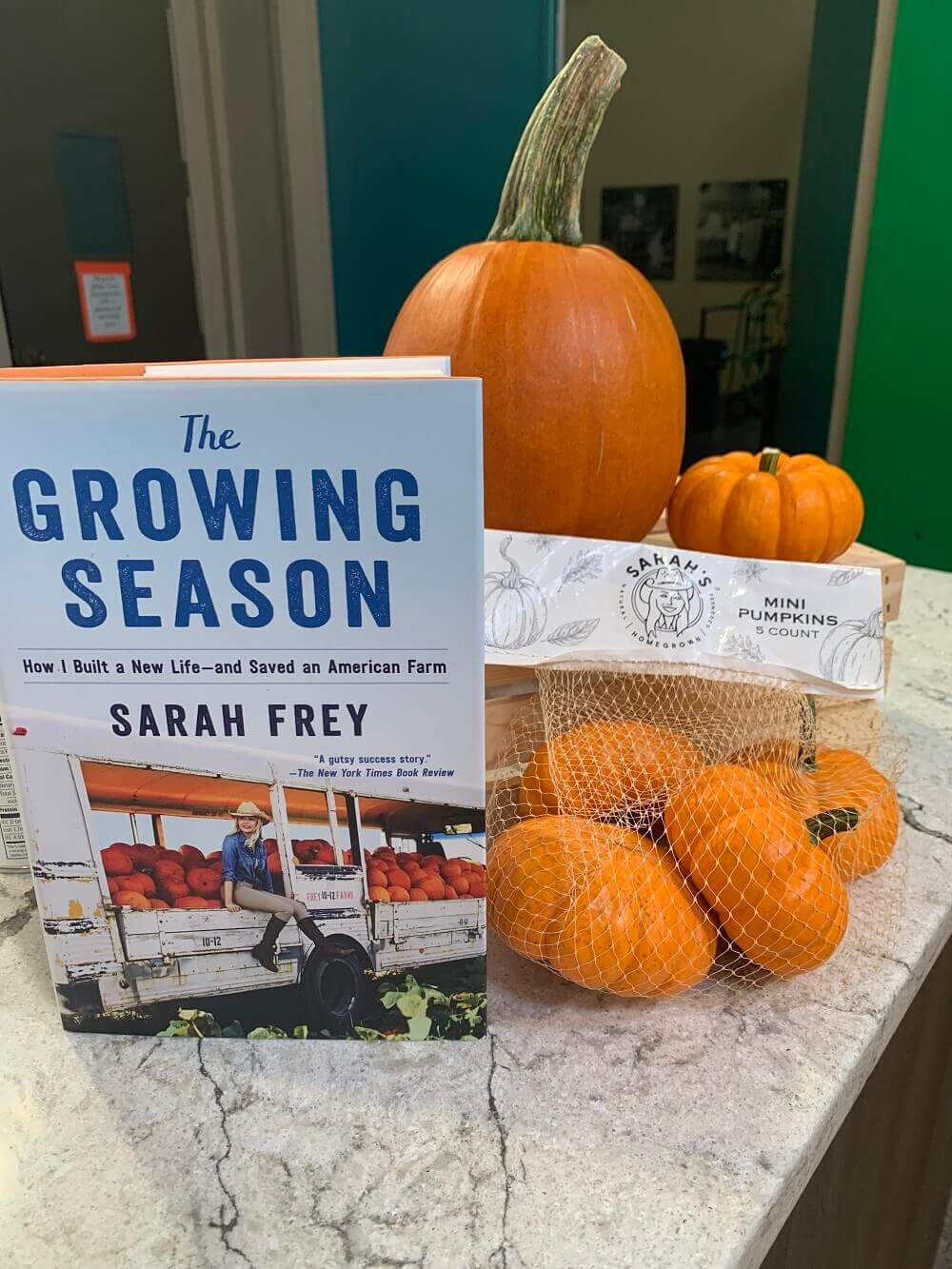 The Growing Season on Indy Style