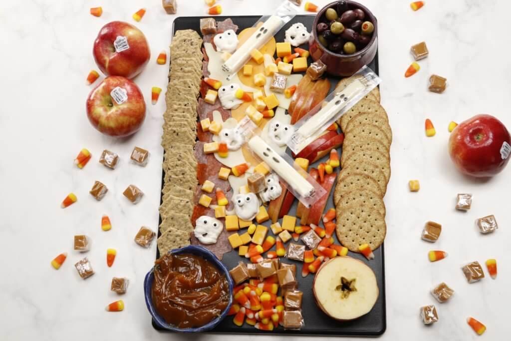 SweeTango® Halloween Charcuterie Board