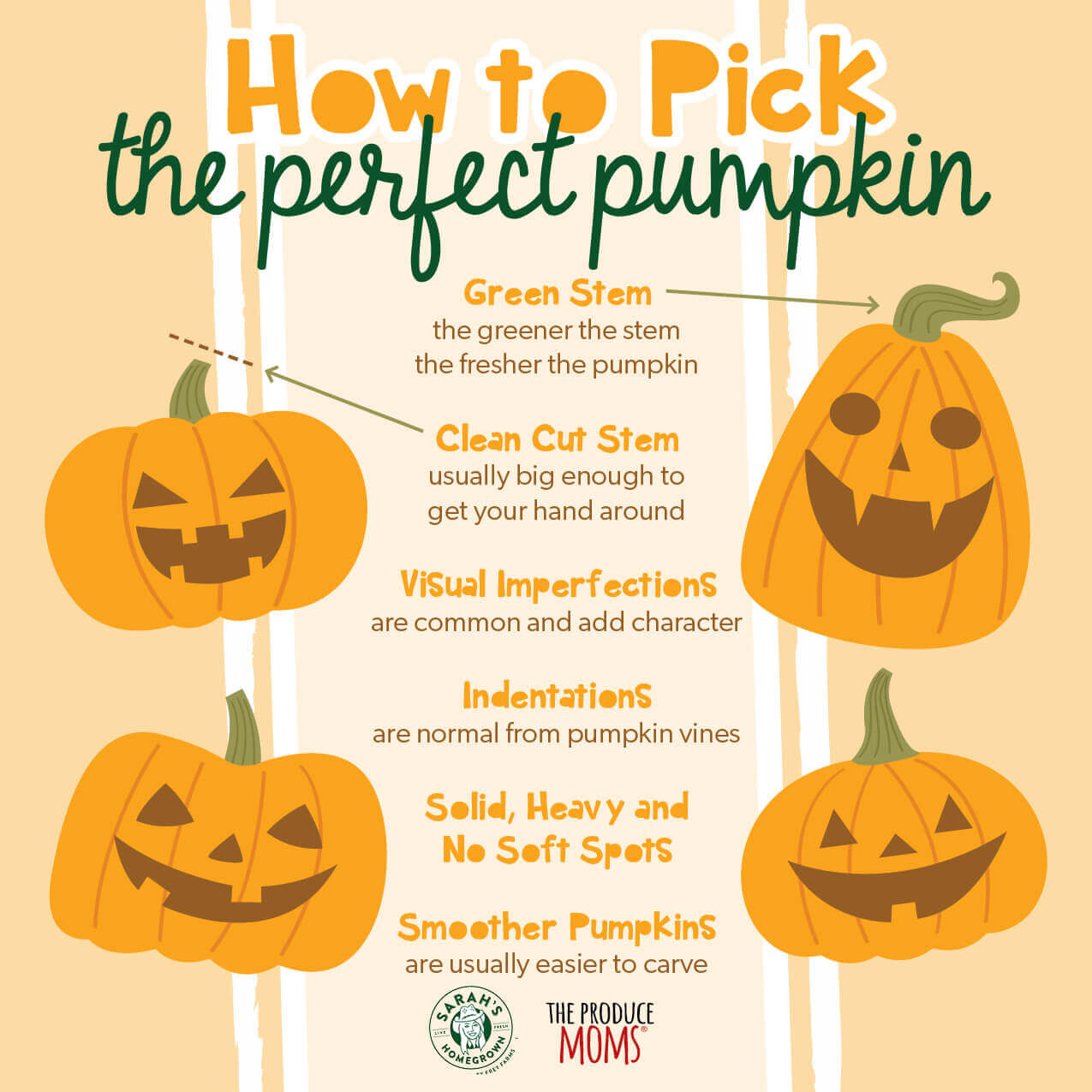 How To Pick a Pumpkin