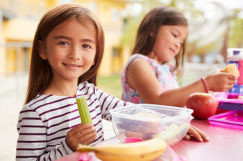 School Lunch Week at Home Banner Image