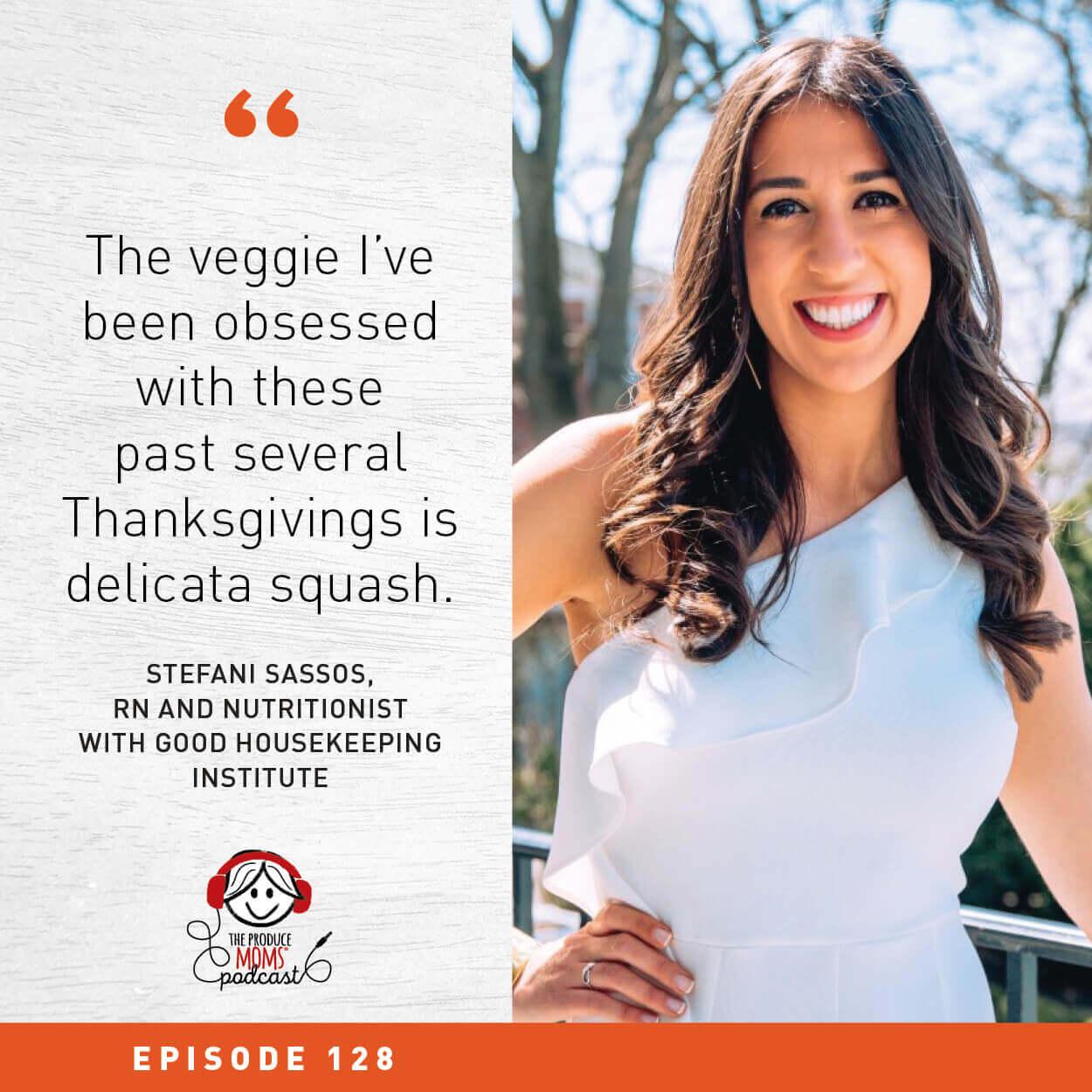 Stefani Sassos' Thanksgiving Favorites