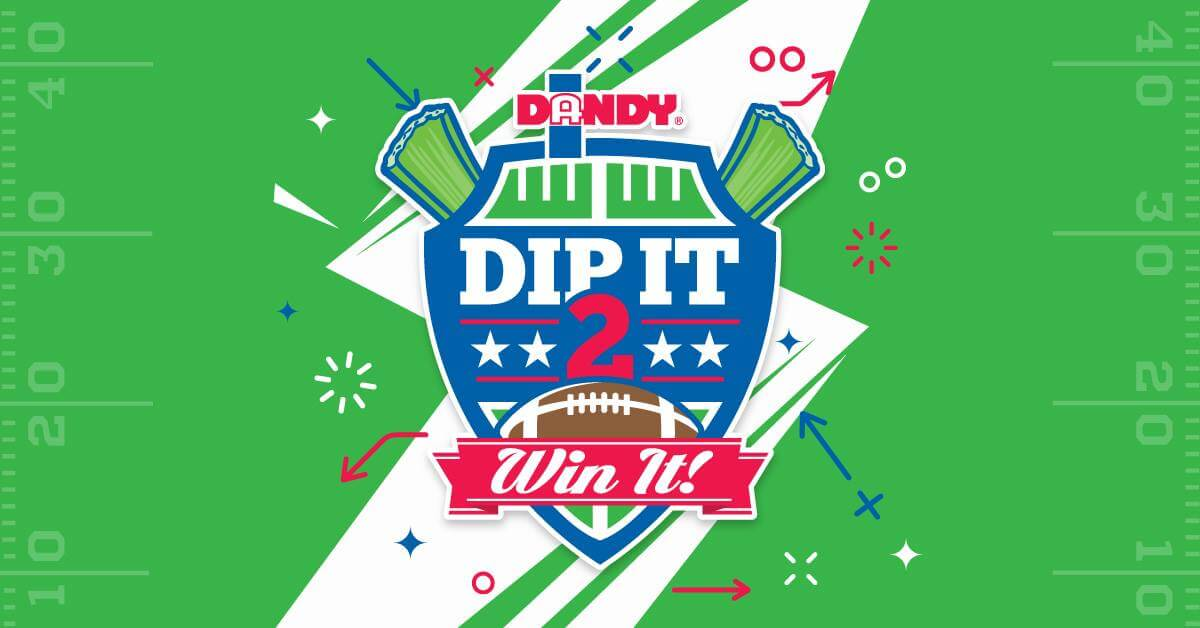 Dip It To Win It Contest