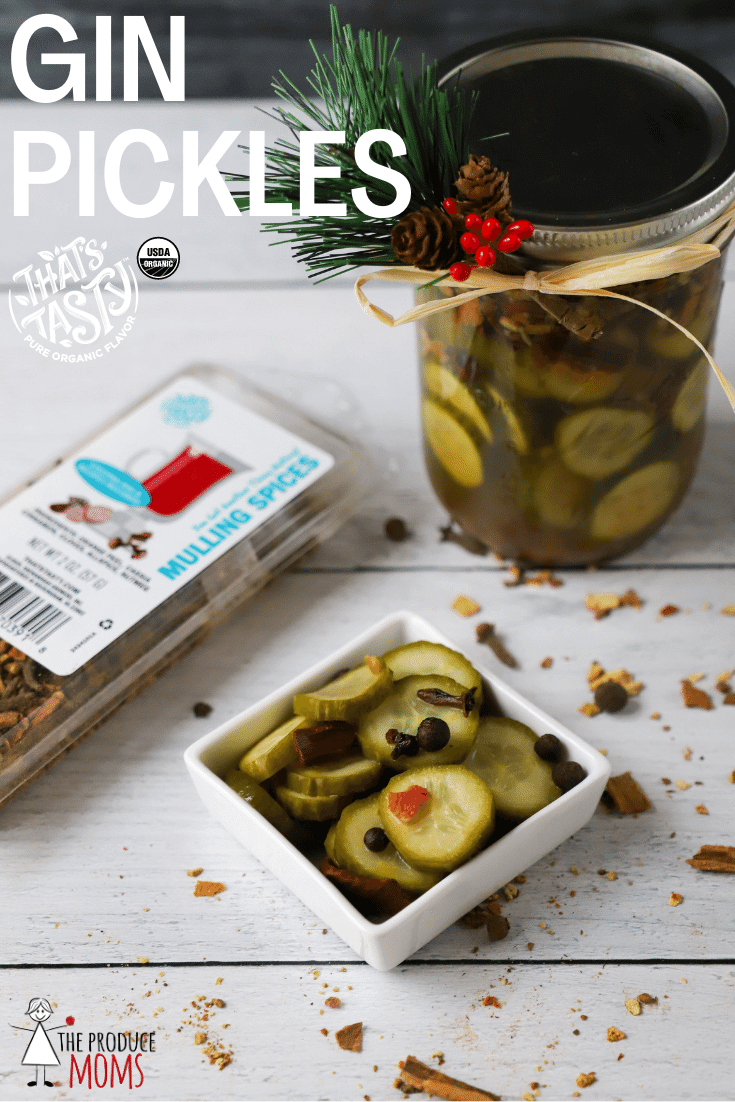Gin Pickles