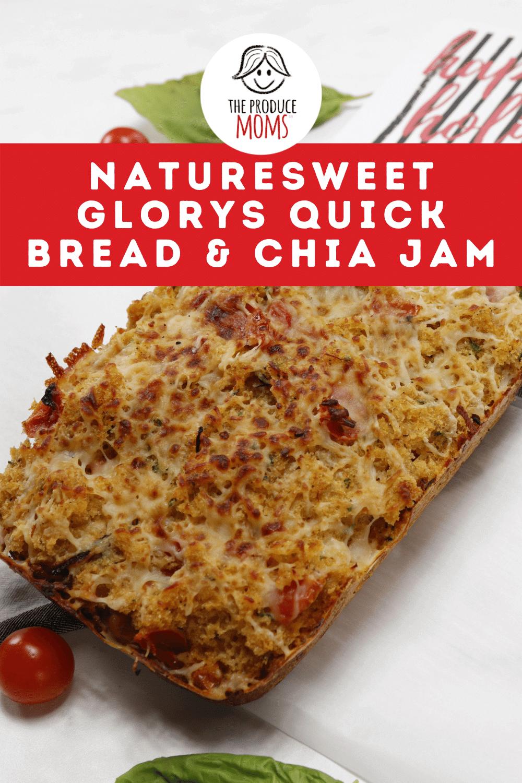 NatureSweet Glorys Quick Bread & Chia Jam Instagram Card