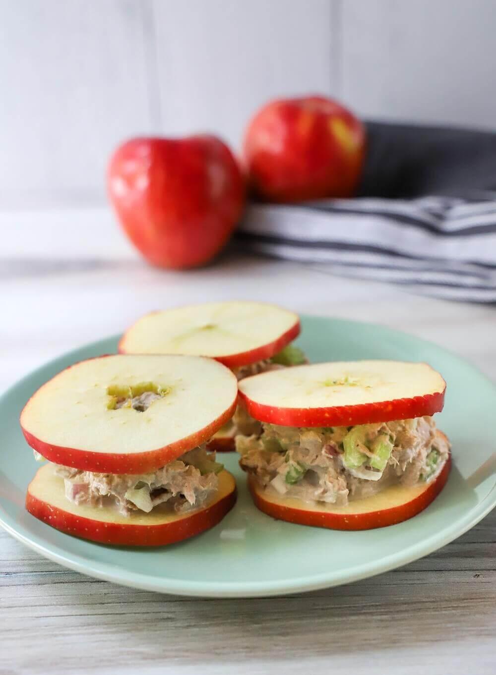 The super simple SweeTango® Tuna Sandwich