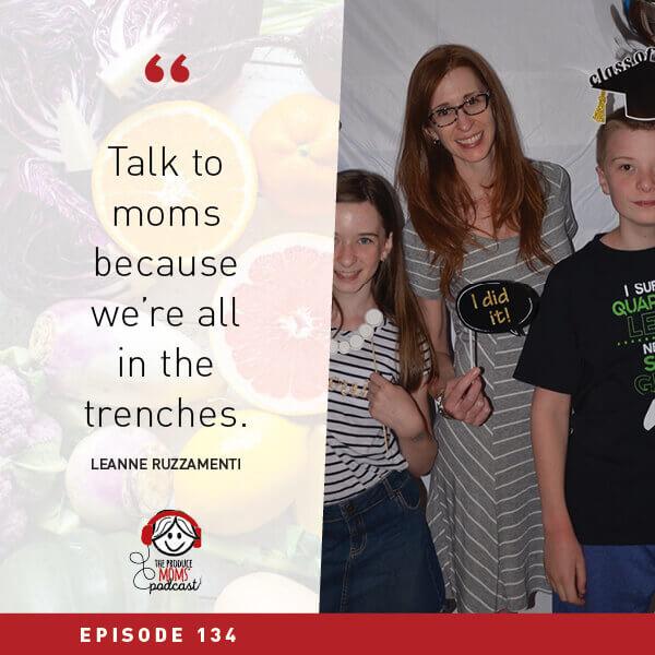 Episode 134 LeAnne Ruzzamenti Quote