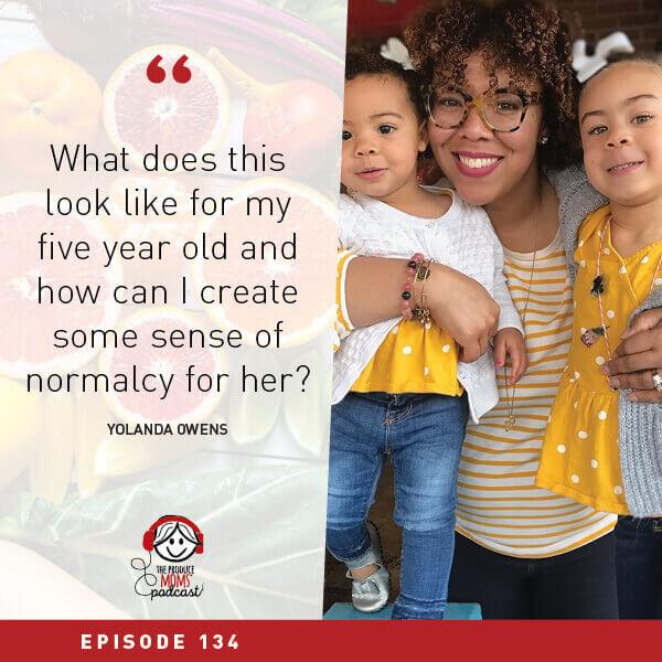 Episode 134 Yolanda Owens Quote