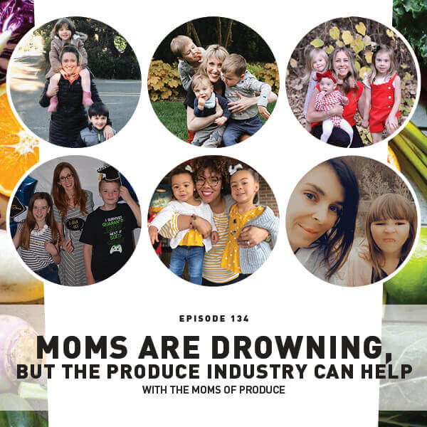 Episode 134 The Moms of Produce Instagram Card