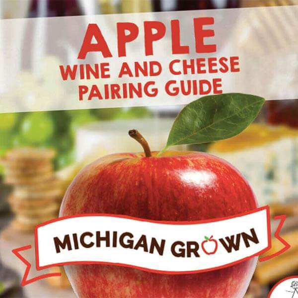 Apple, Wine and Cheese Pairing