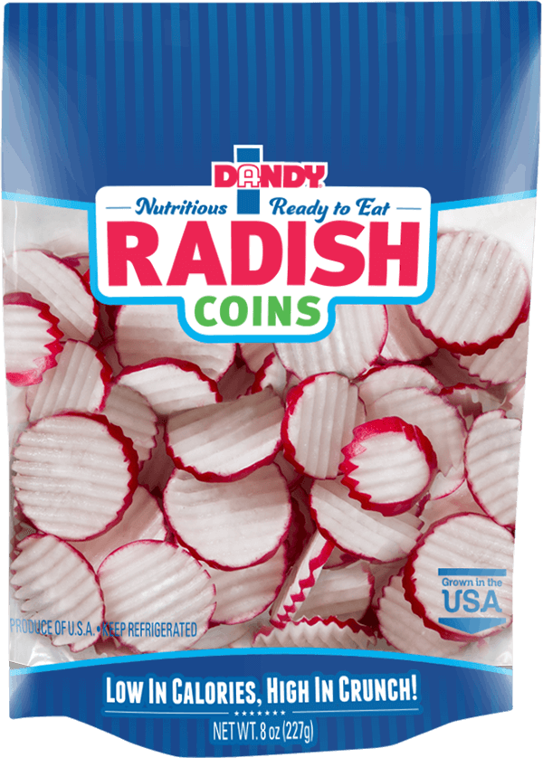 21 Must-Try Produce Items in 2021: Dandy Radish Coins