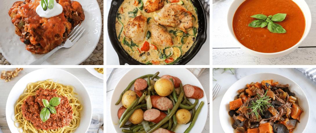 Easy Winter Dinner Recipes