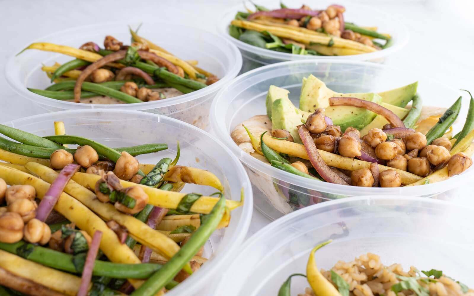 An excellent meal prep solution!