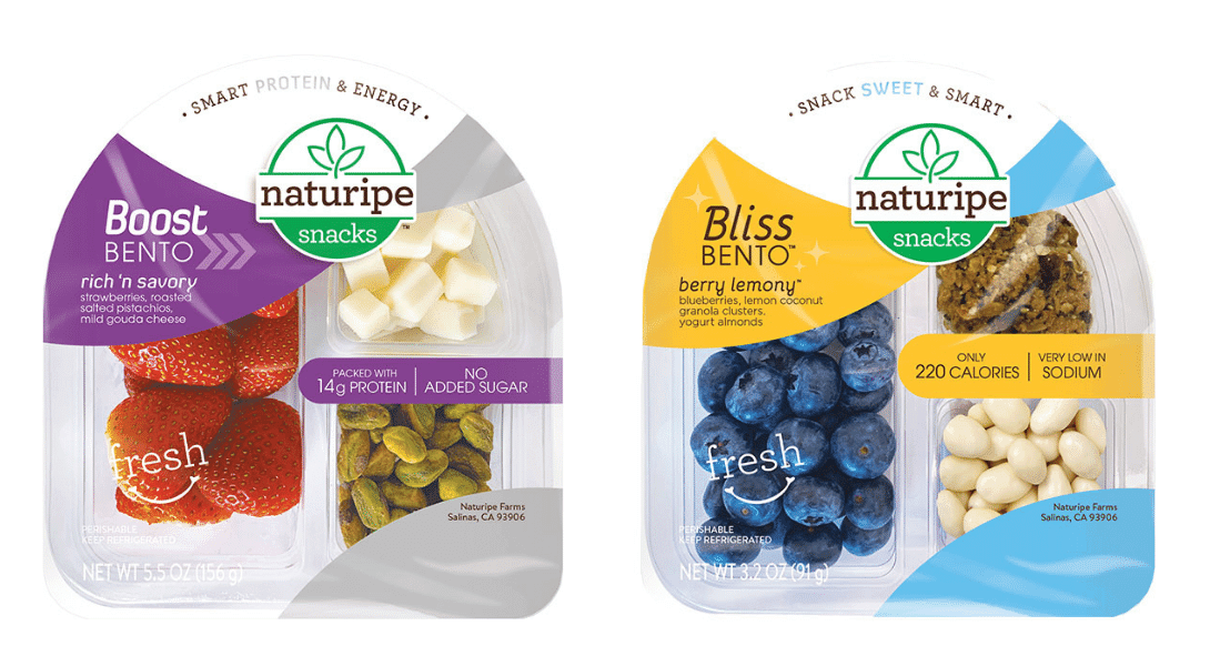 21 Must-Try Produce Items in 2021: Naturipe Bentos