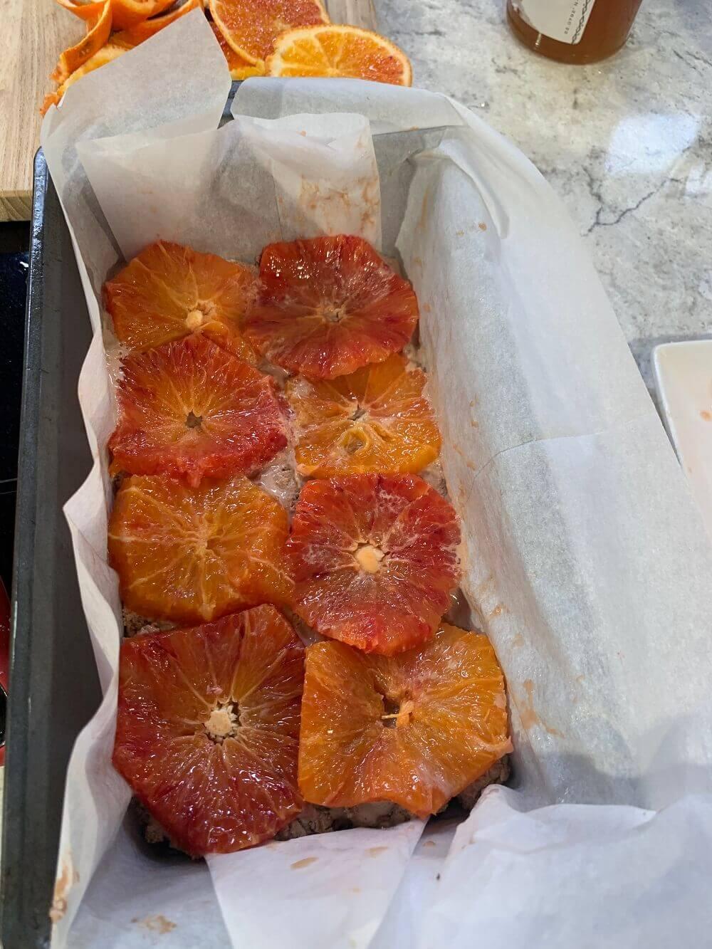 MandaRosa Ice Cream Bread