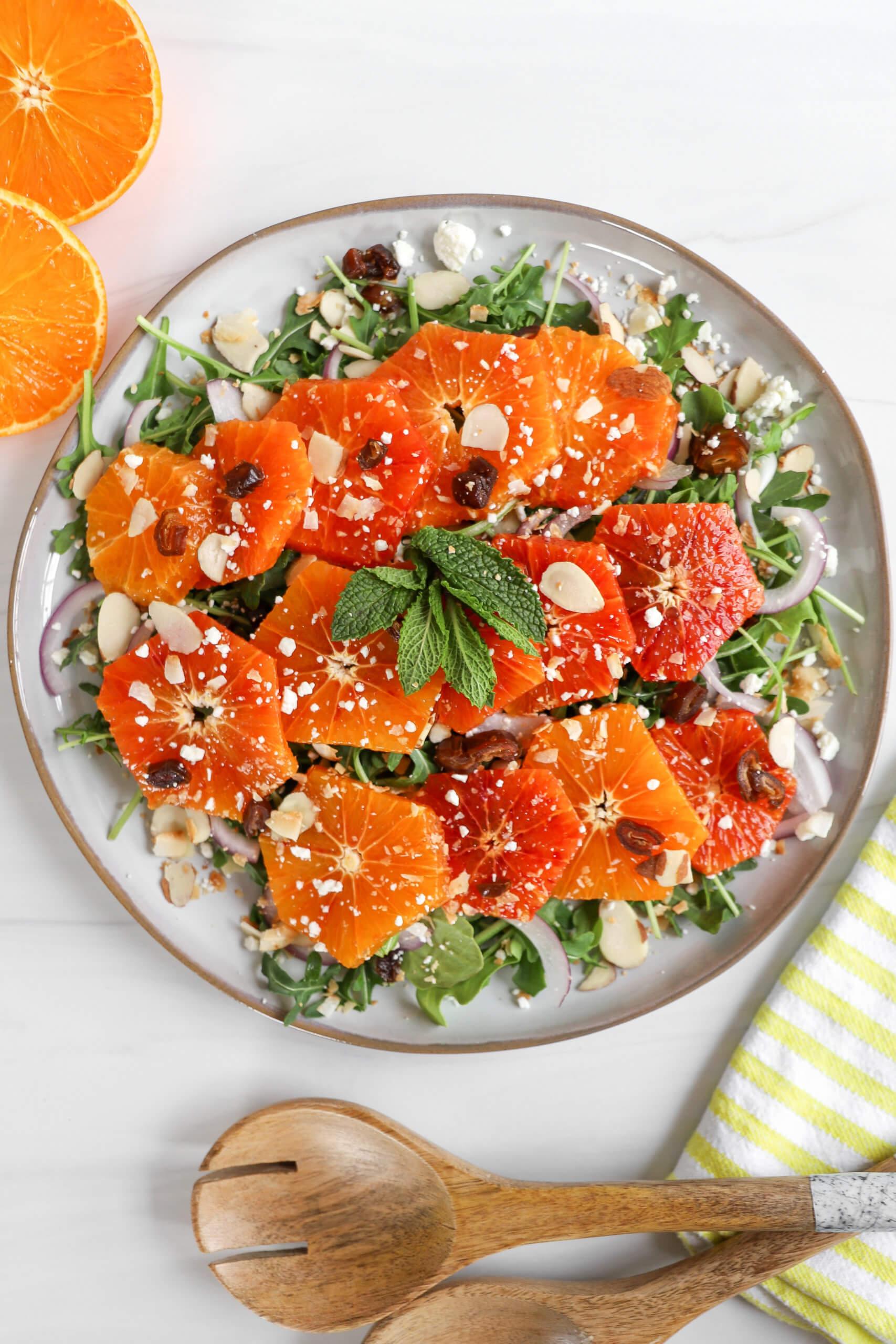 MandaRosa Salad