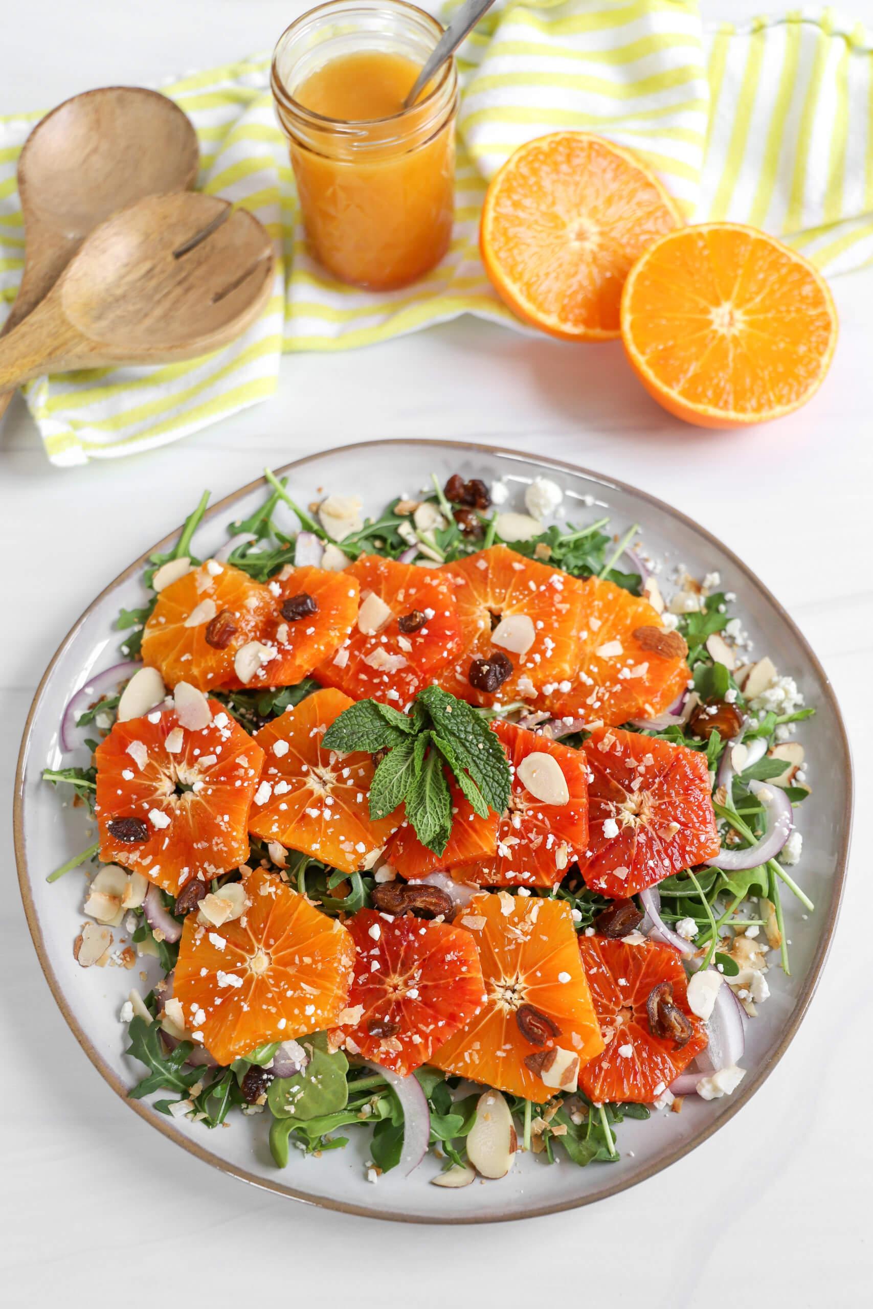 MandaRosa Mandarin Salad