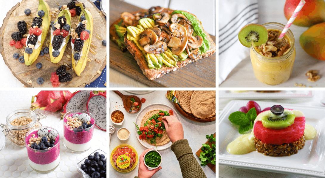 Plant-Based Breakfast Ideas