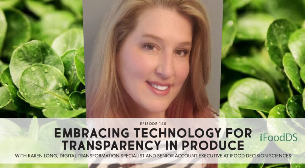 Episode 140 Transparency in Produce Banner Image